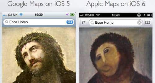 Mapas do iOS