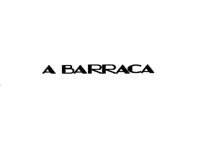 ESPETÁCULO | ANTON TCHEKOV NA BARRACA