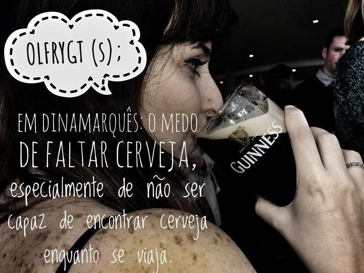 Todo viajante amante de cerveja ama beber cerveja nas viagens