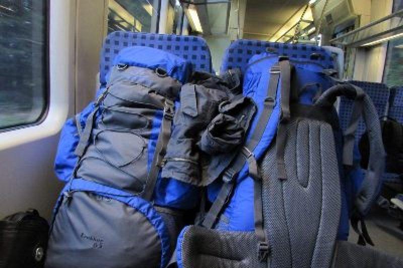Procura-se a minha metade da mochila