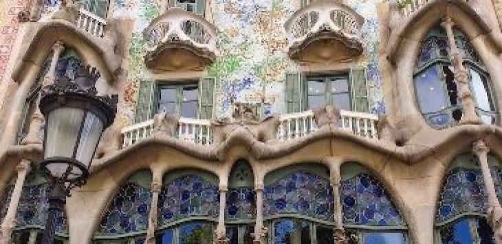Destinos no mundo Barcelona Espanha