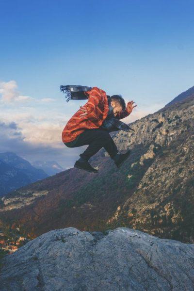 Viajar sozinho deixa você mais flexível