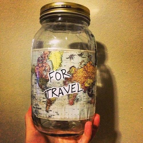 Decoração de viagem: cofrinhos para a próxima viagem