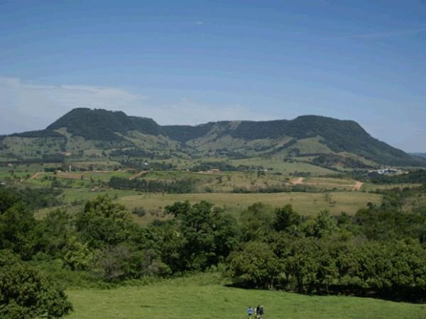 Vista do Morro Bofete