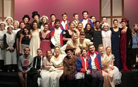 "Students Shine in Production of ""Pride and Prejudice"""