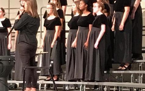 Choir Concert Overview!