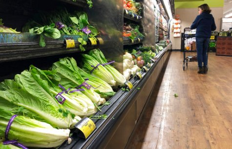 Romaine lettuce E. Coli outbreak narrowed down to five California counties