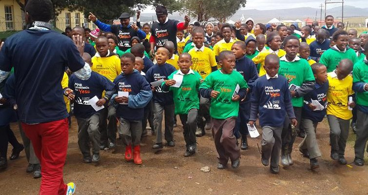 So they may have hope in Christ – Transkei Campaign