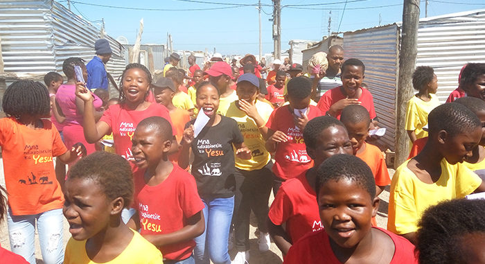 20th Children's March in Pholile
