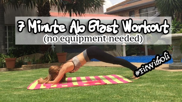 7 minute ab blast workout, home workout, busy mom an workout, six pack workout, bodyweight ab workout, workout at home