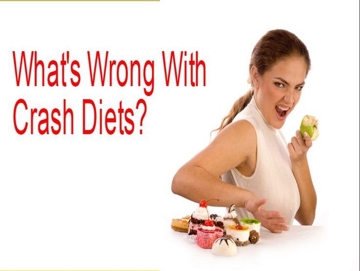 Apa itu Crash diet ?