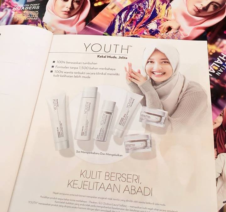 Youth Shaklee Skin Care Malaysia