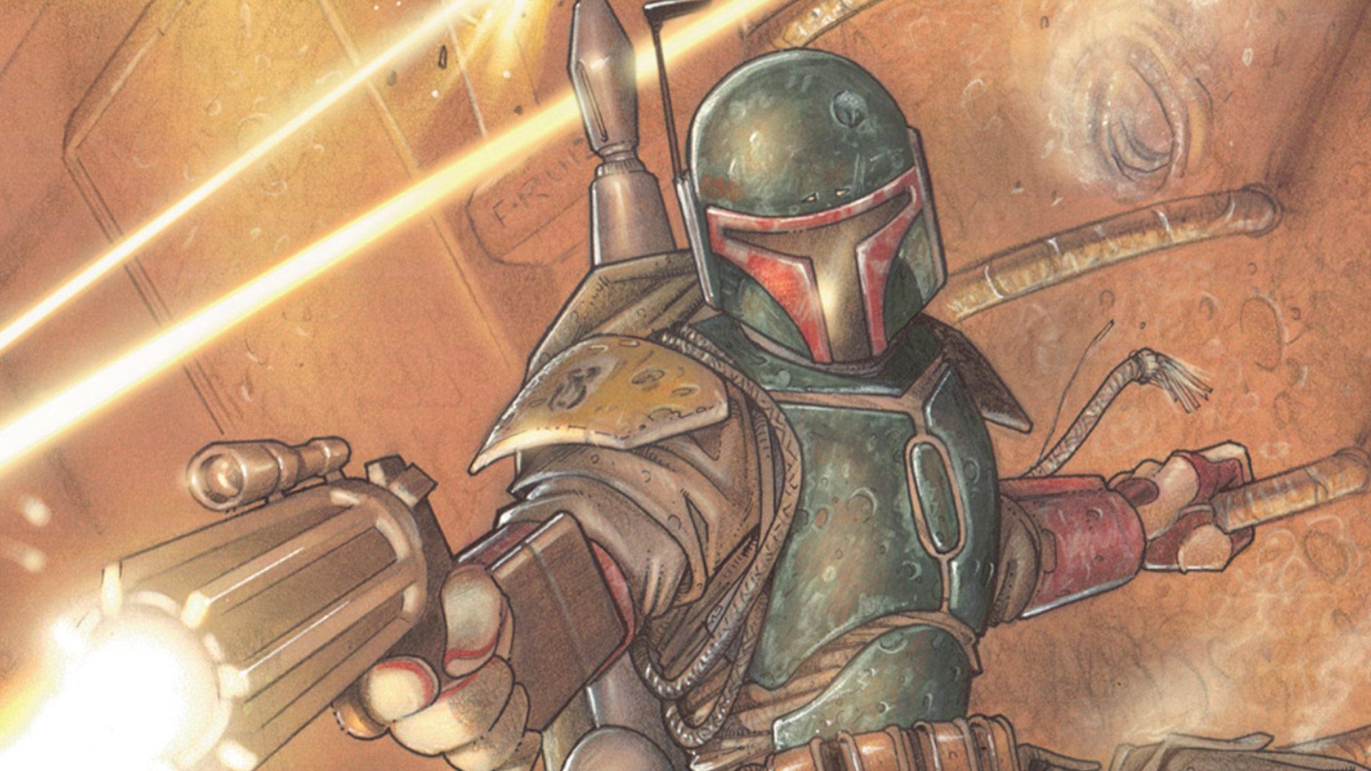 Star Wars : Boba Fett