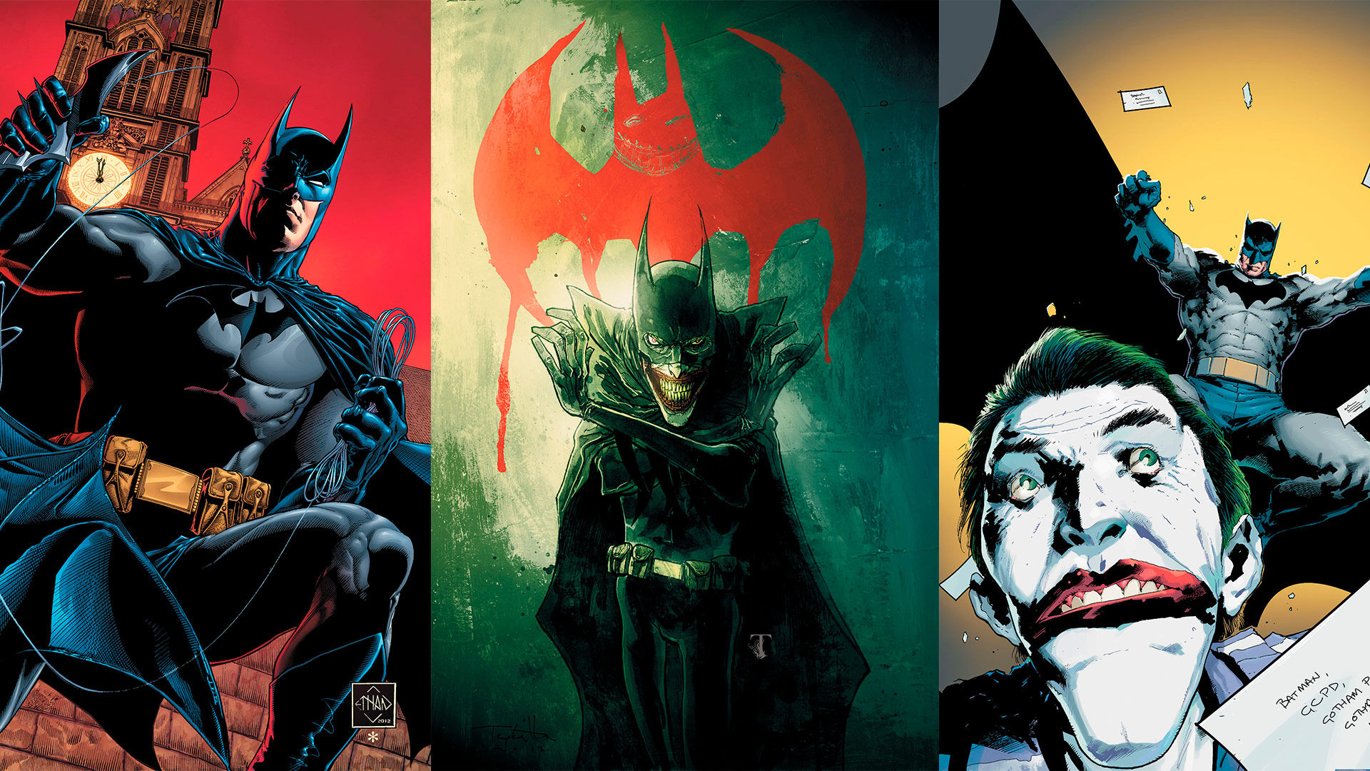 The Legends of the Dark Knight