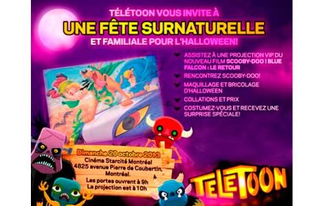 TÉLÉTOON - Concours