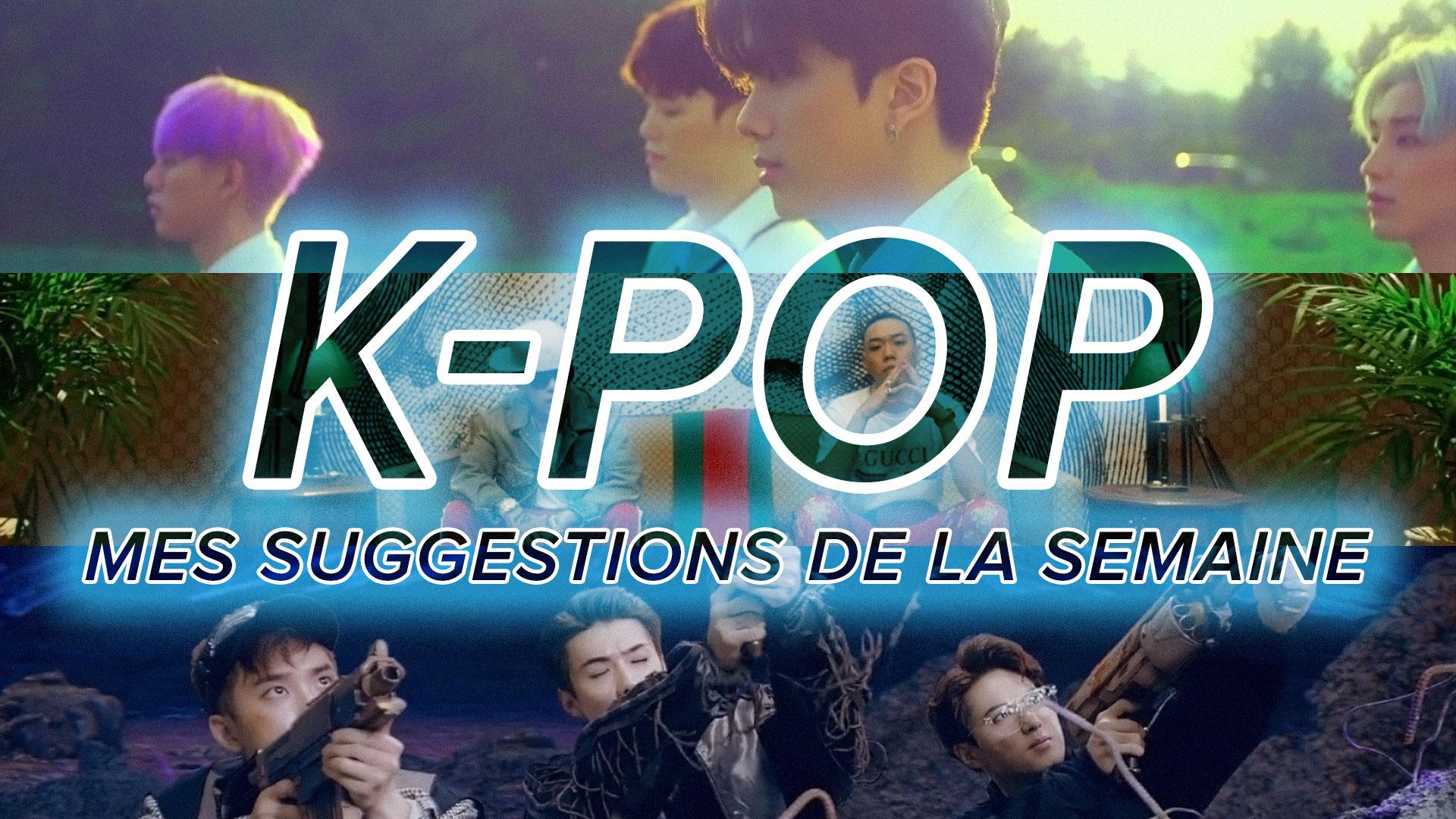 K-Pop du 3 au 9 septembre 2017 – BewhY