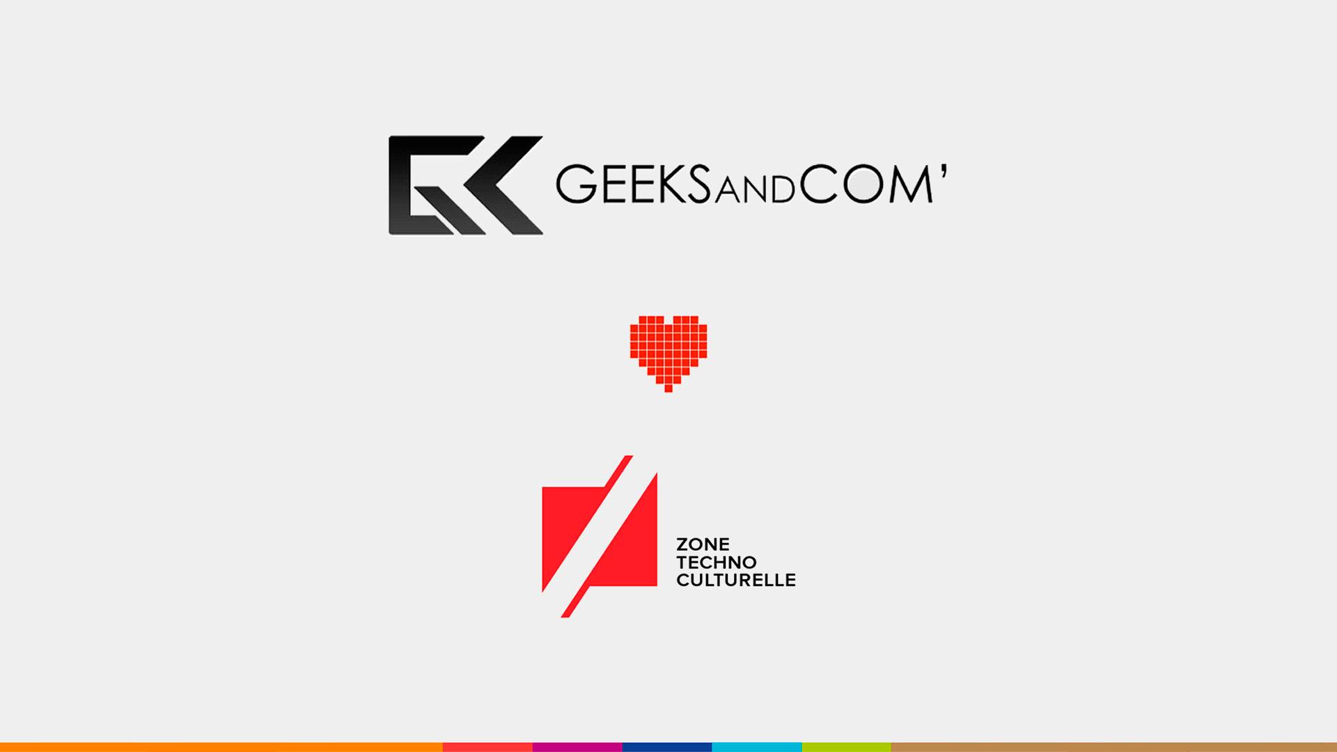 Alliance Geeks and Com' et Zone TechnoCulturelle