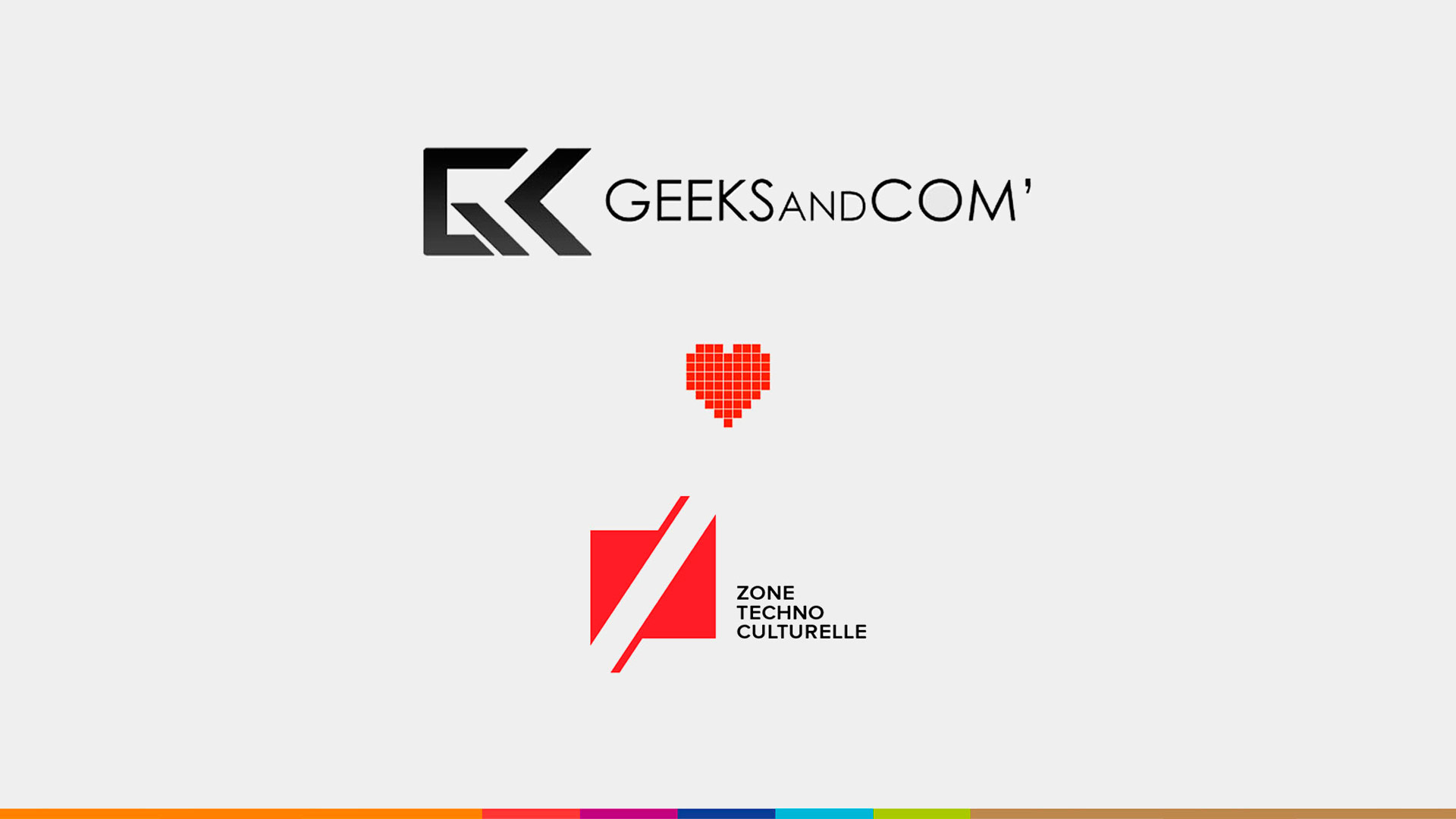Alliance Geeks and Com' et Zone TechnoCulturelle