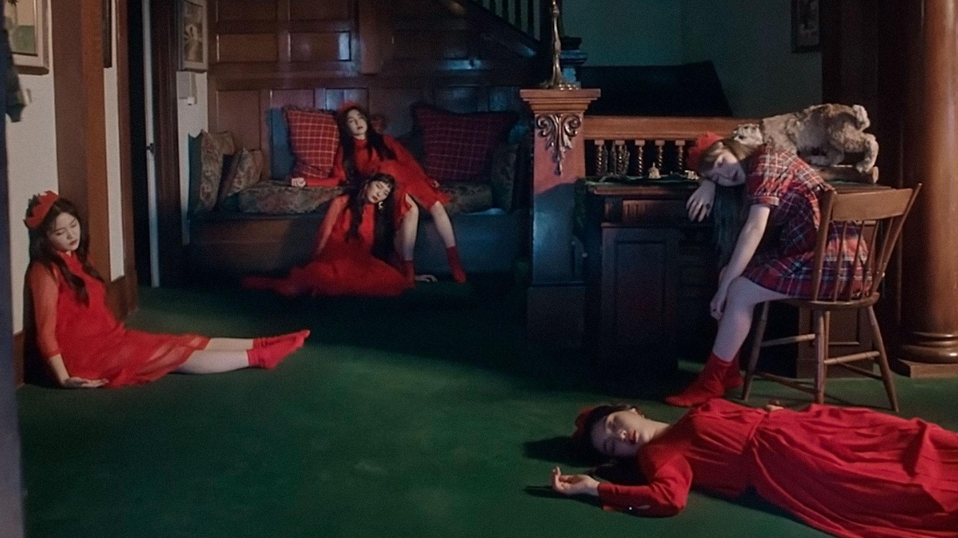 K-Pop du 12 au 18 novembre 2017 – Red Velvet