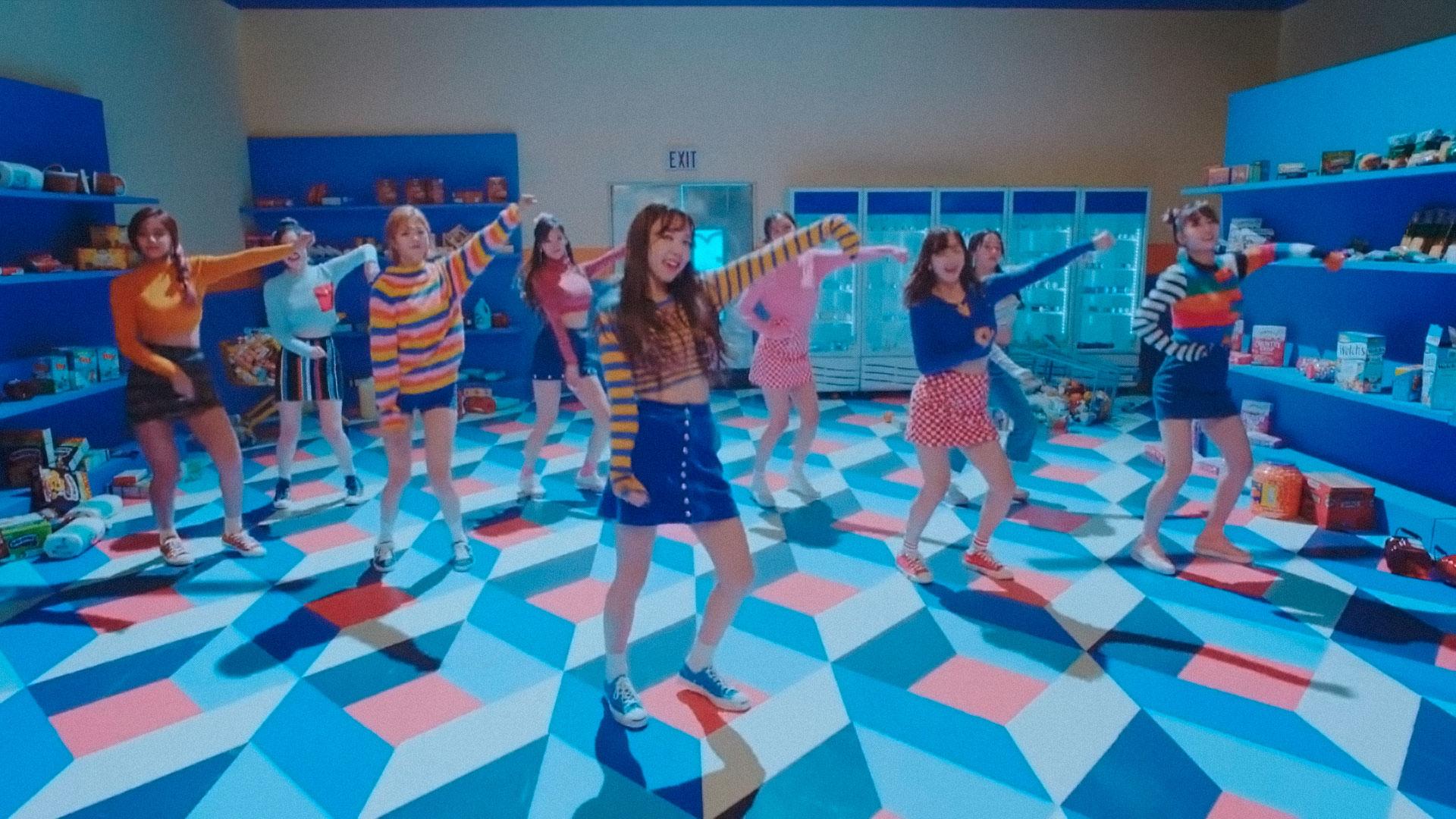 K-Pop du 10 au 16 décembre 2017 – Twice
