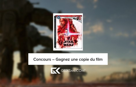 Star Wats : The Last Jedi - Concours