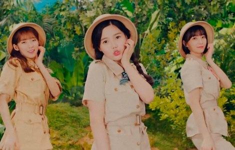 K-Pop du 1er au 7 avril 2018 – Oh My Girl Banhana