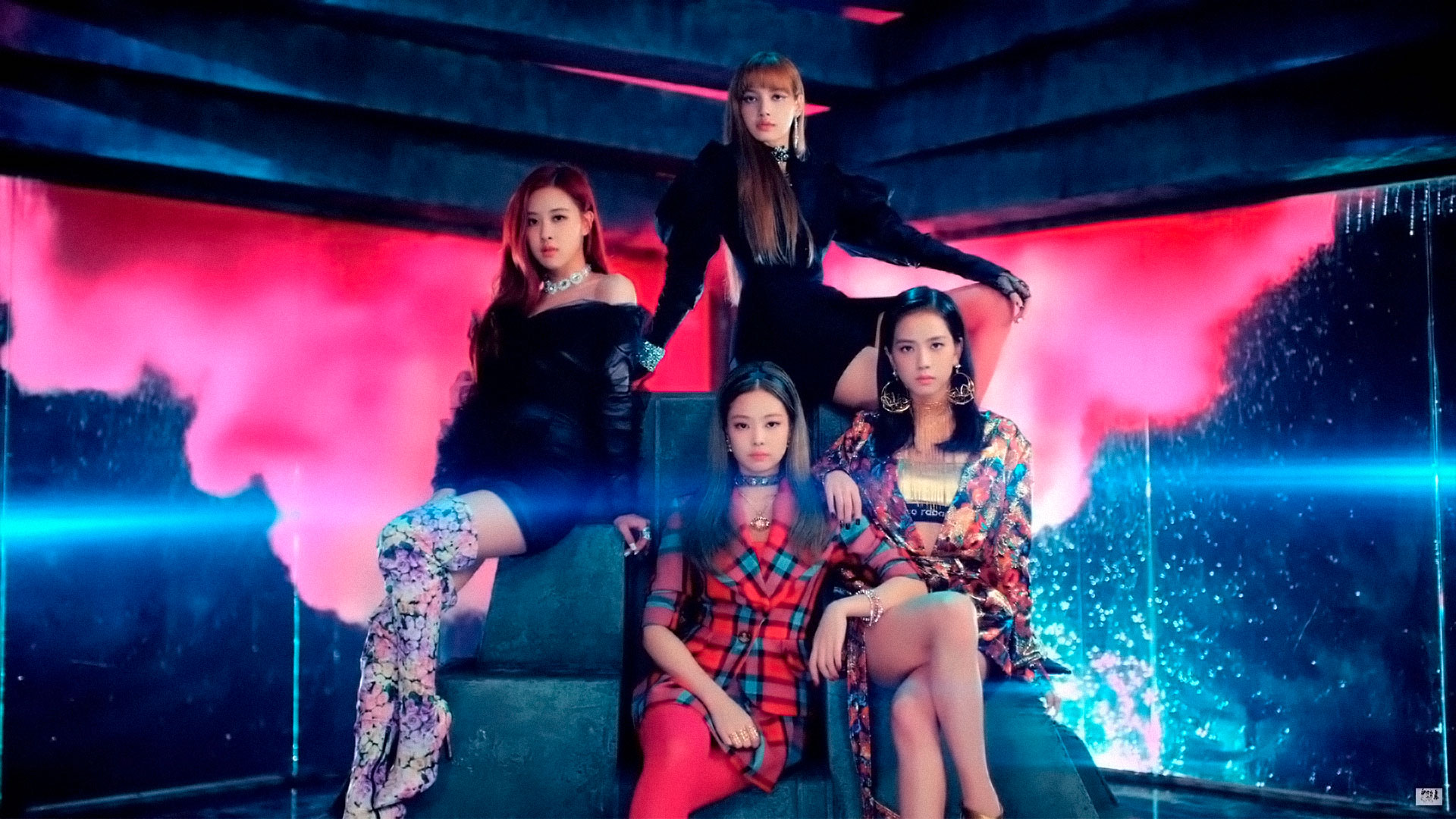 K-Pop du 10 au 16 juin 2018 – Blackpink
