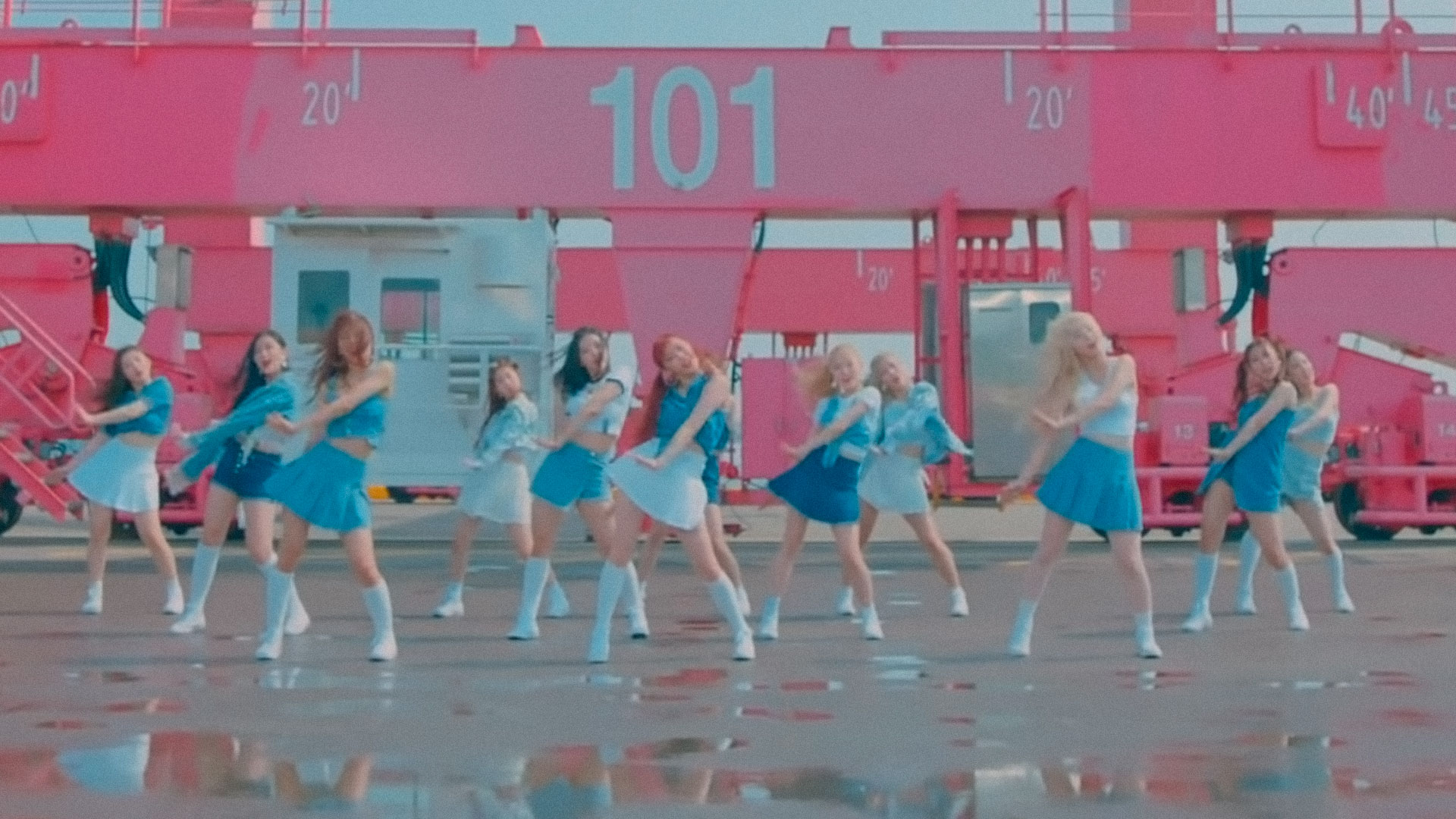 K-Pop du 19 au 25 août 2018 – Loona