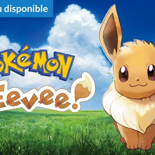 Pokémon: Let's Go – Eevee