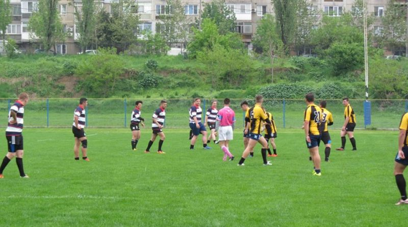 antrenament - Turneu de rugby 7 mutat la Olimpia