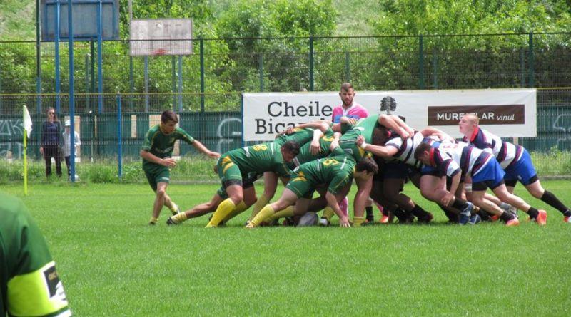buzaust - Victorie tonifiantă la rugby