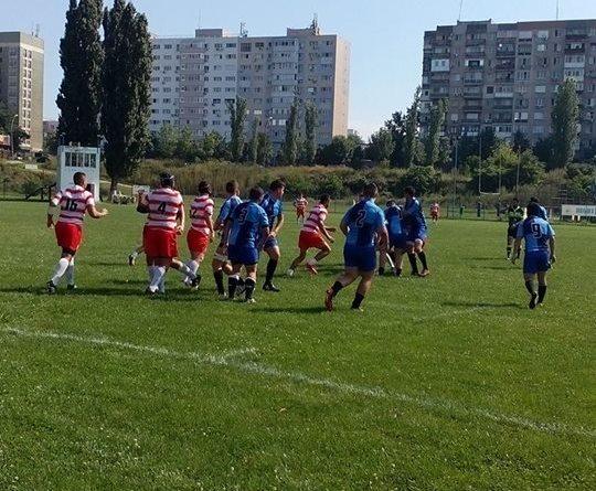 iasiol - Eșec cu Iașiul pentru rugbyști