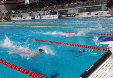 Naționalele de înot au loc la București