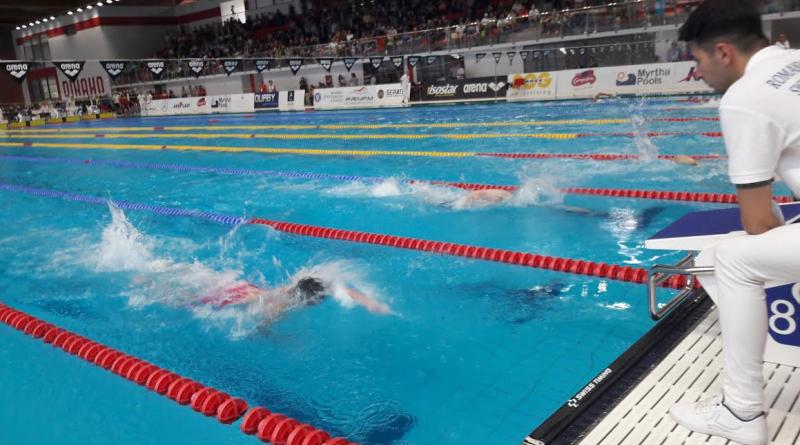 olimpiainot - Înotătorii la Campionatele Naționale