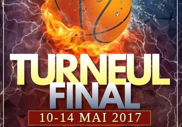 turneufinal - Baschetbalistele în finala U16