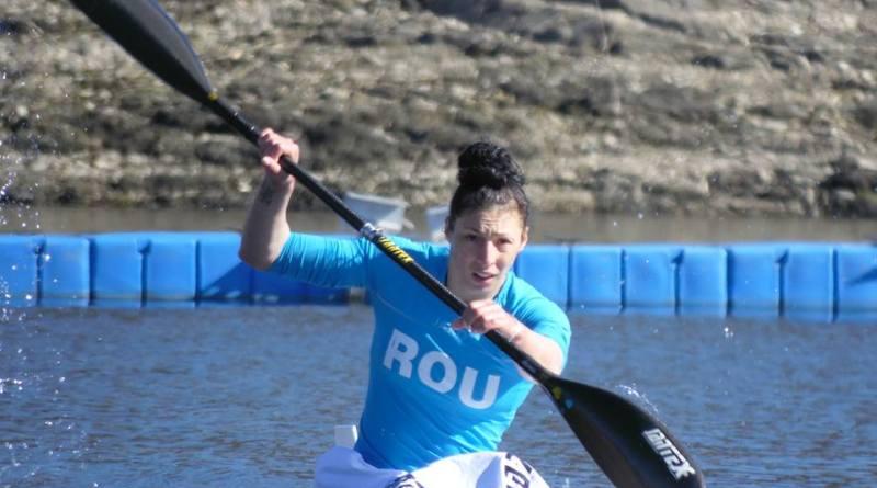 irina lauric - Irina Lauric locul 7 la Campionatele Europene