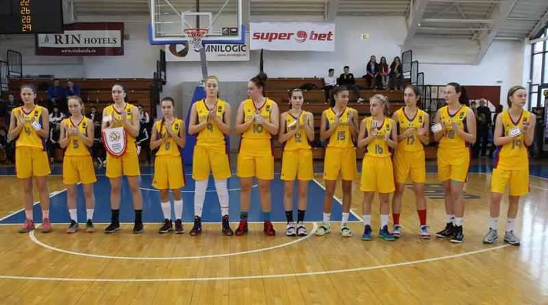 bourges 1 - Baschetbaliste la Campionatul European U16