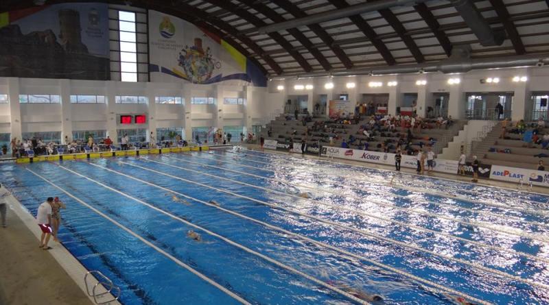 tg - Calendarele competiționale pentru înotători