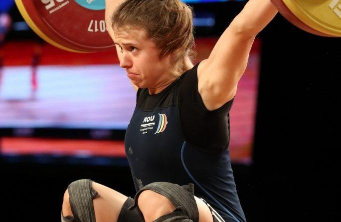 toma - Loredana Toma cea mai bună sportivă a CS Olimpia București în 2017