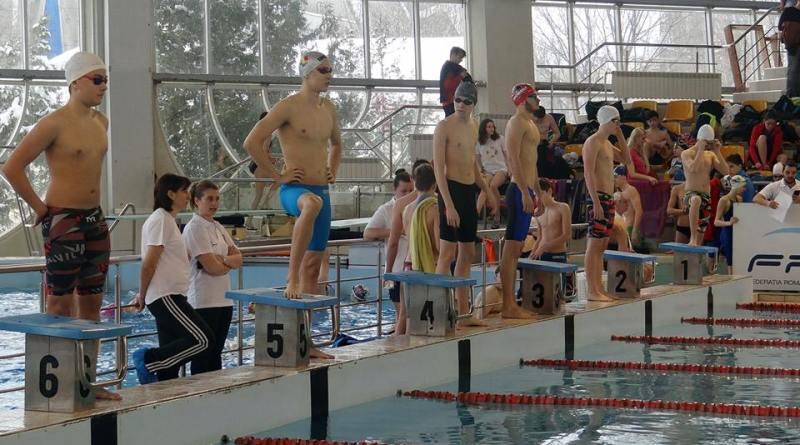 fluture - Bilanț excelent la Campionatele Naționale de înot
