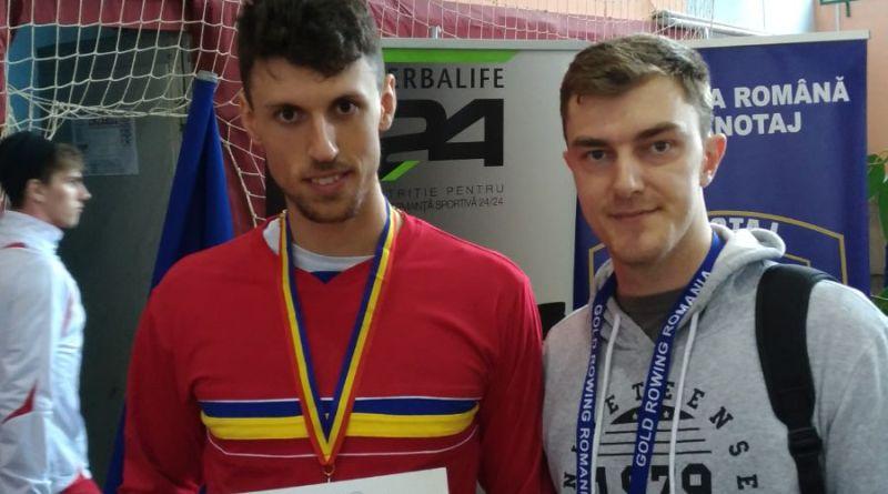 halma - Medalii la Campionatele Naționale ergometru
