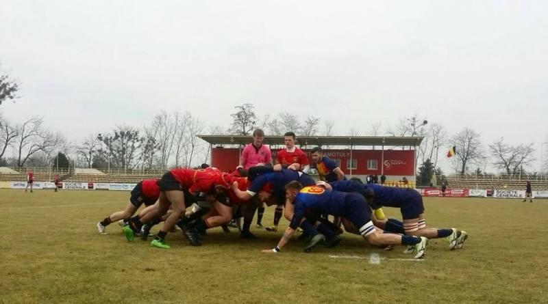 robel 1 - Stejăreii au câștigat contra Belgiei