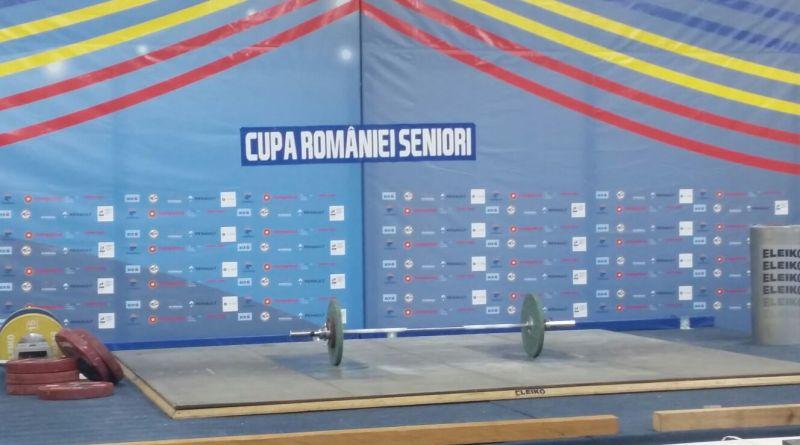 podium - Irina Lepșa medaliată la Cupa României