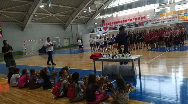 balex - Locul 5 pentru echipa de baschet U16