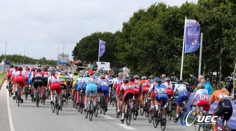 brno - Cicliste la Campionatele Europene