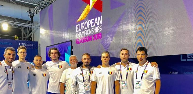 glas 1 - Andrei Anghel la Campionatele Europene