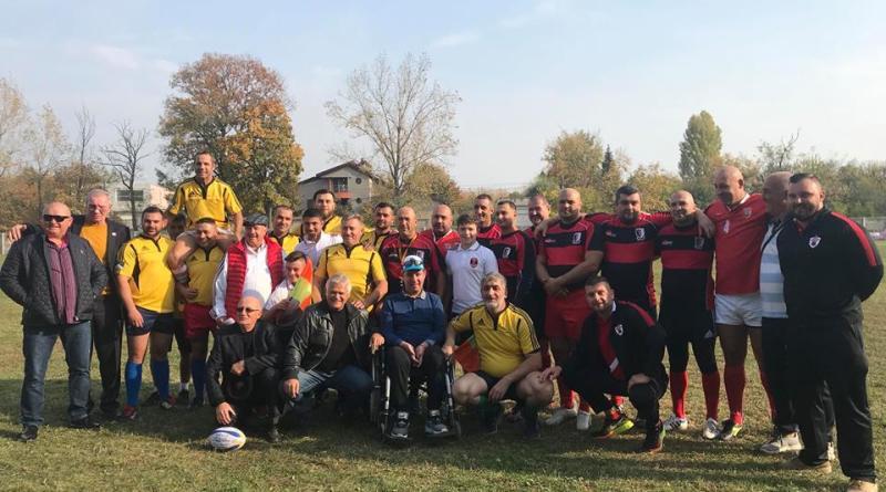 "piaa 1 - Rugbyștii la Trofeul ""Petre Mitu"""