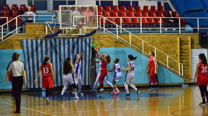 baschetcovasna 1 - Două victorii pentru baschetbalistele U13