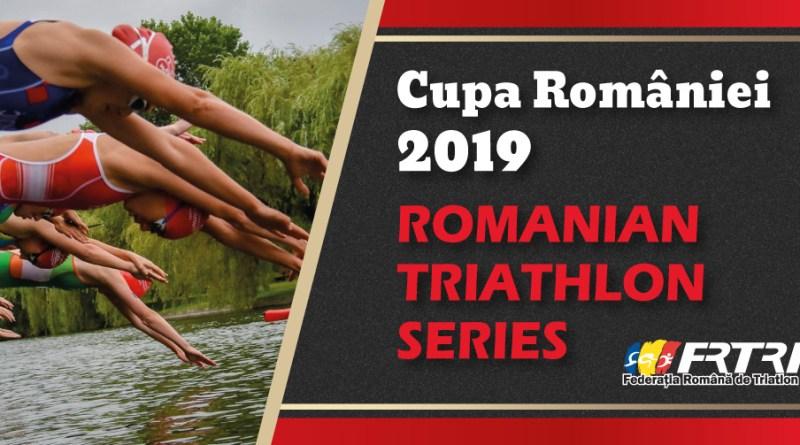 curtri - Cupa României la triatlon va avea patru etape lunare