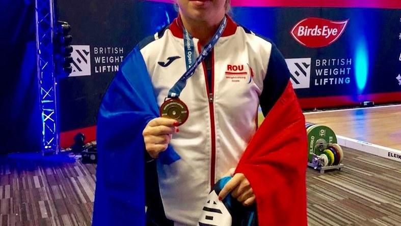 tomab - Loredana Toma a câștigat Internaționalele britanice